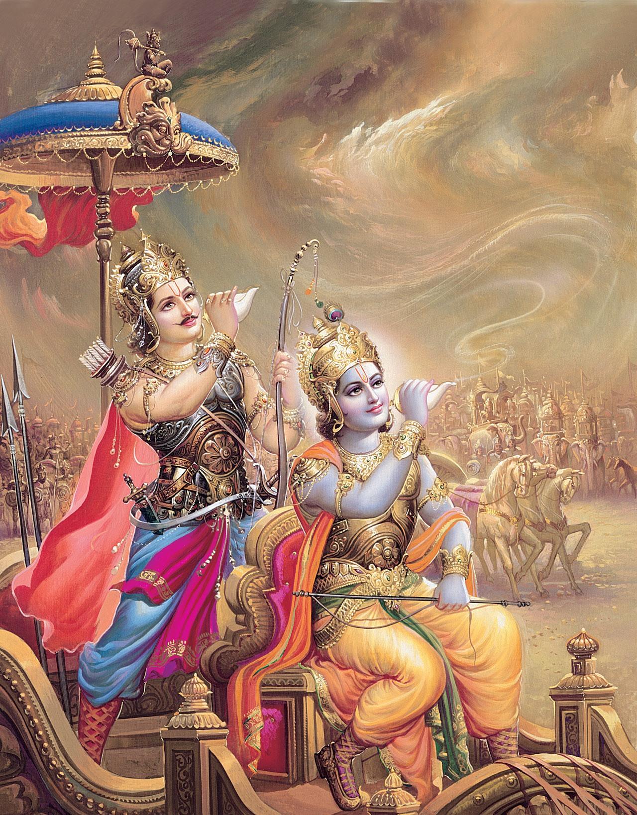 The Hidden Truths in the Bhagavad Gita