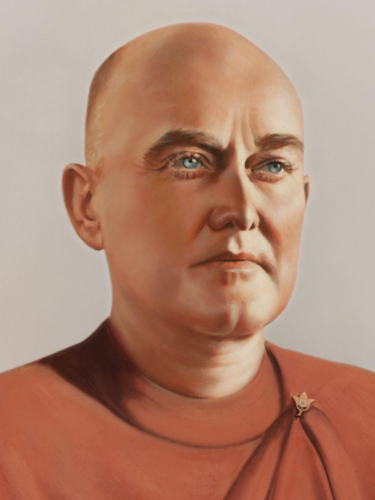 Rajarsi Janakananda on Paramahansa Yogananda