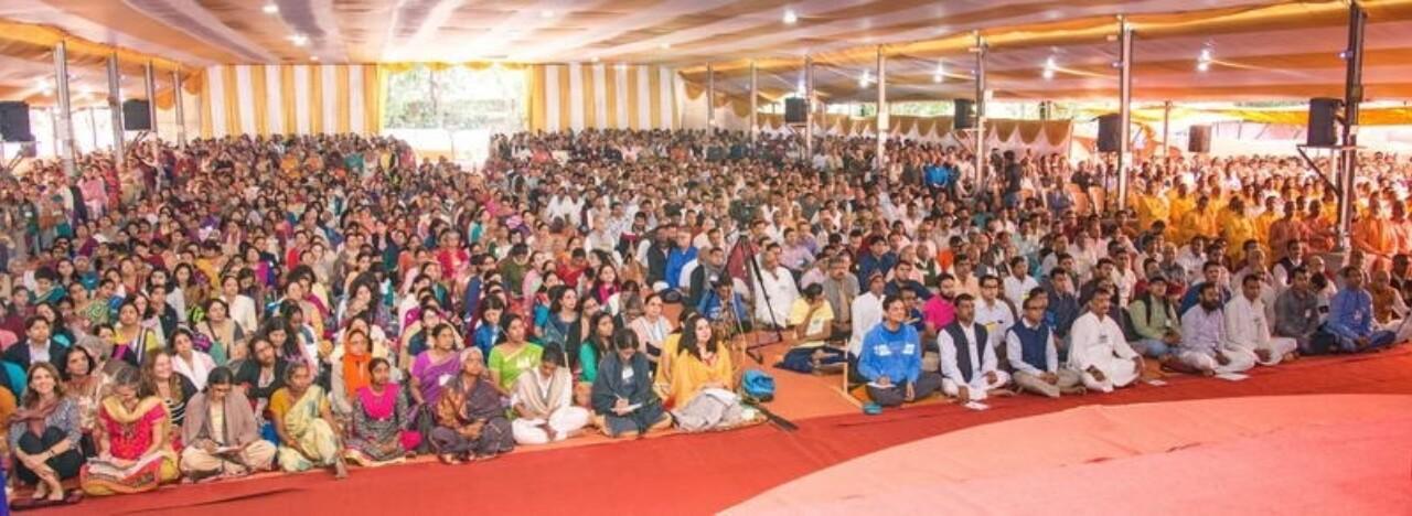 Brother Chidananda Sharad Sangam Ranchi 2017