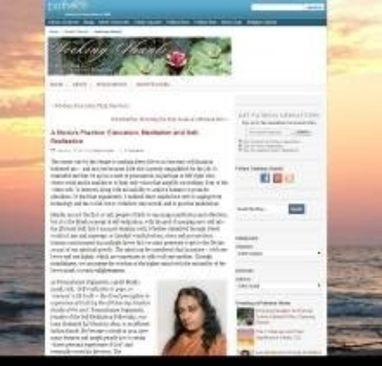 Patheos cites Paramahansa Yogananda and kriya yoga