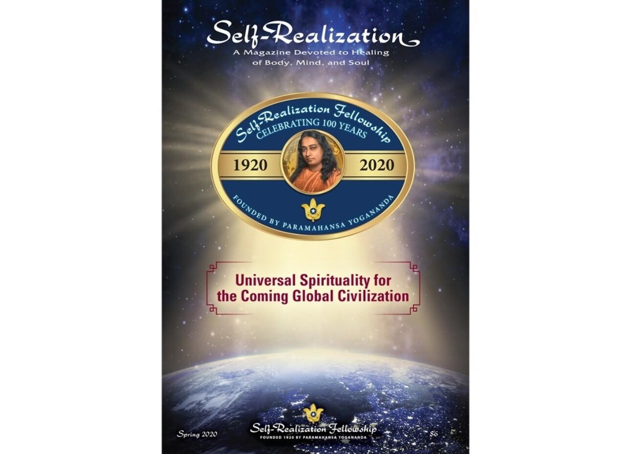 Self-Realization Magazine Spring 2020
