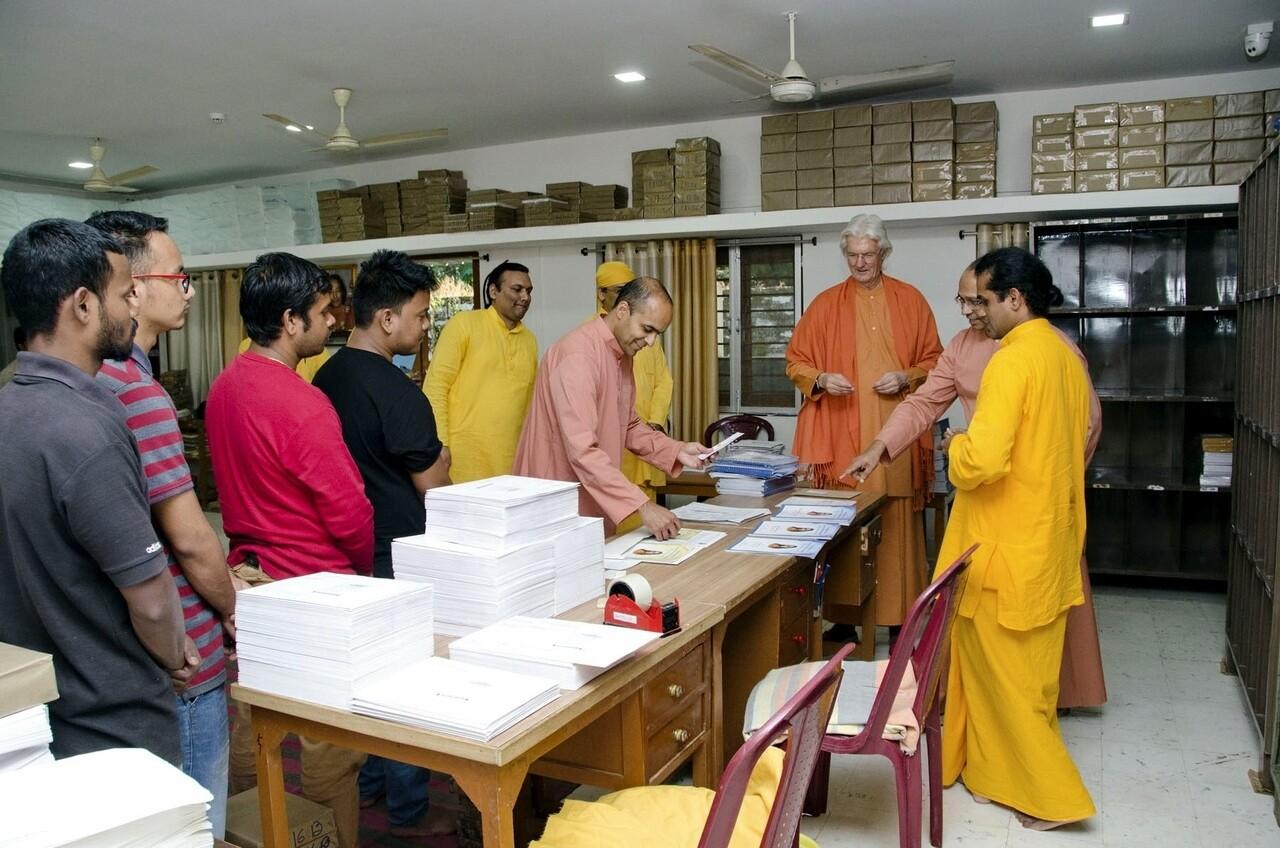 Swami Chidananda Ranchi YSS Ashram 2019