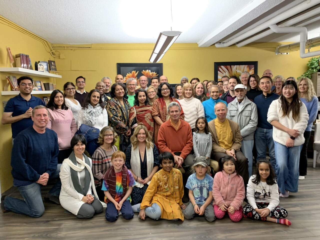 SRF Calgary Meditation Group 2019