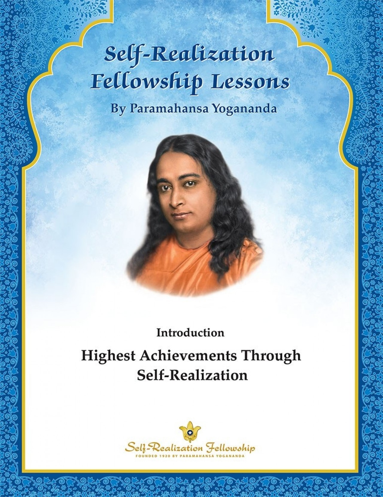 New Lessons Cover Introduction Highest Achievements