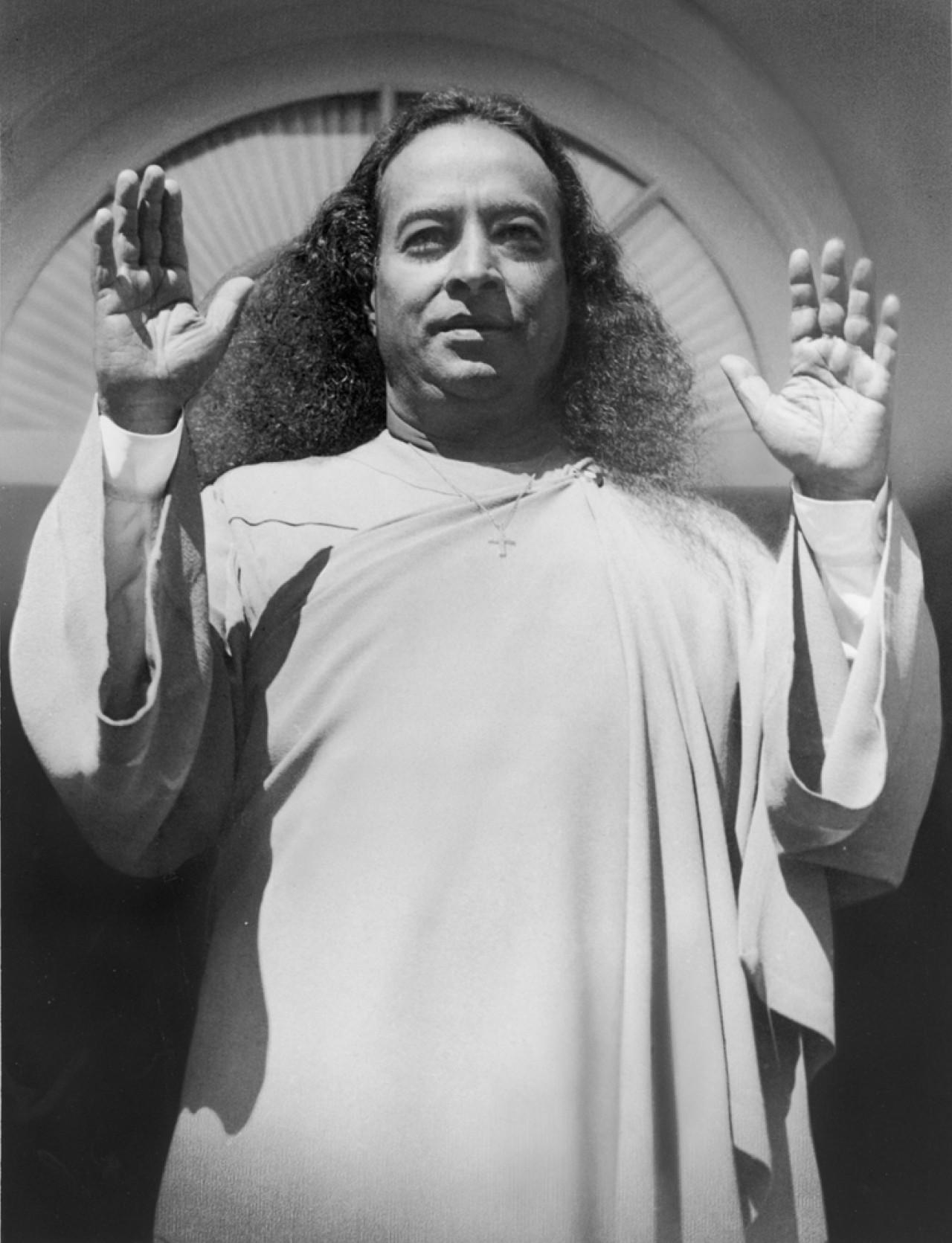 Paramahansa Yogananda 1949