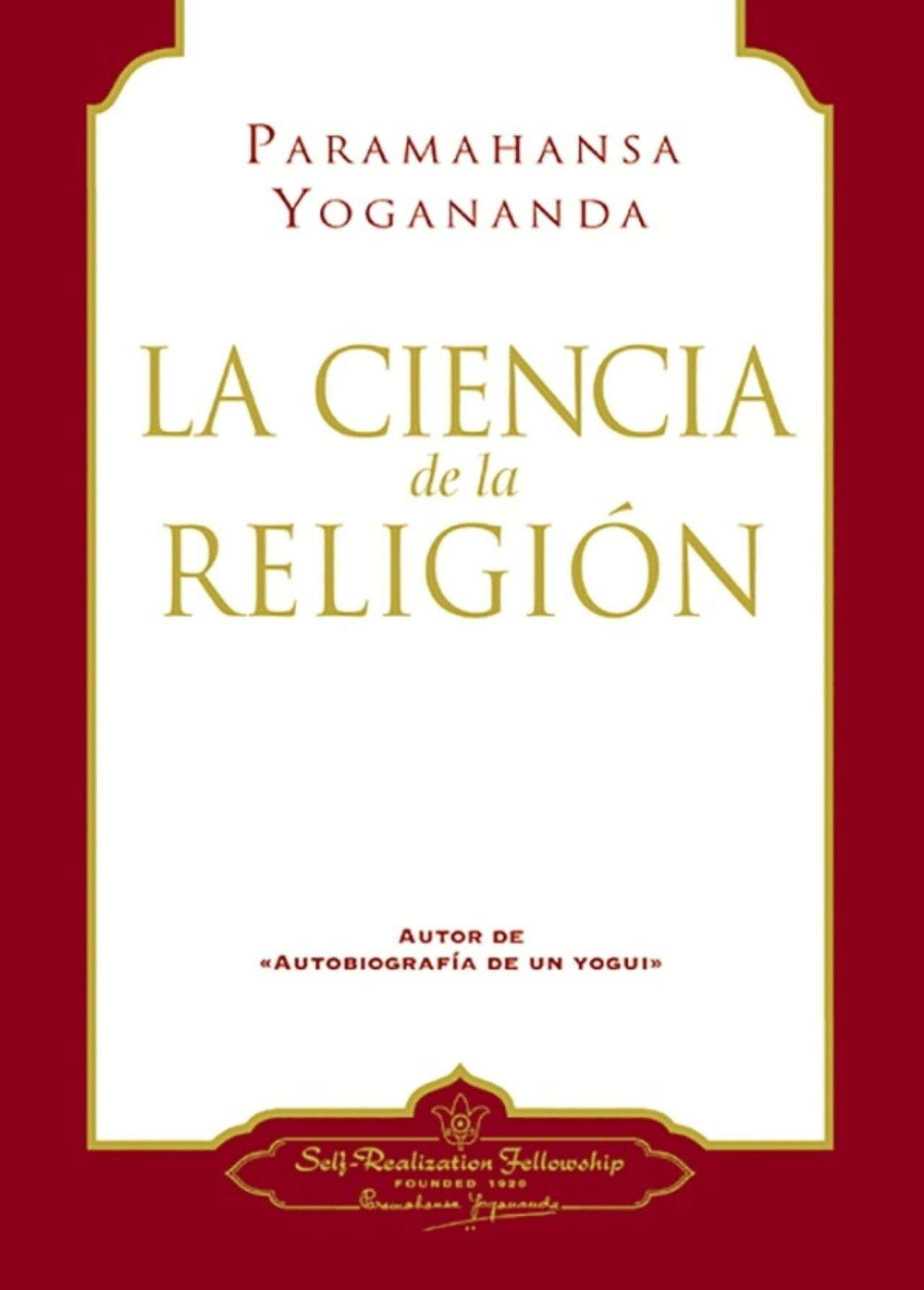 Science Of Religion Spanish