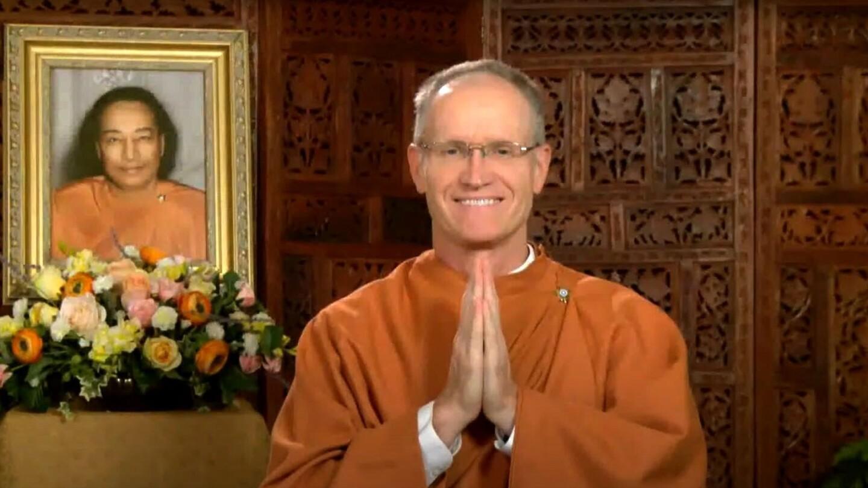 1 Hour Meditation With Brother Muktananda