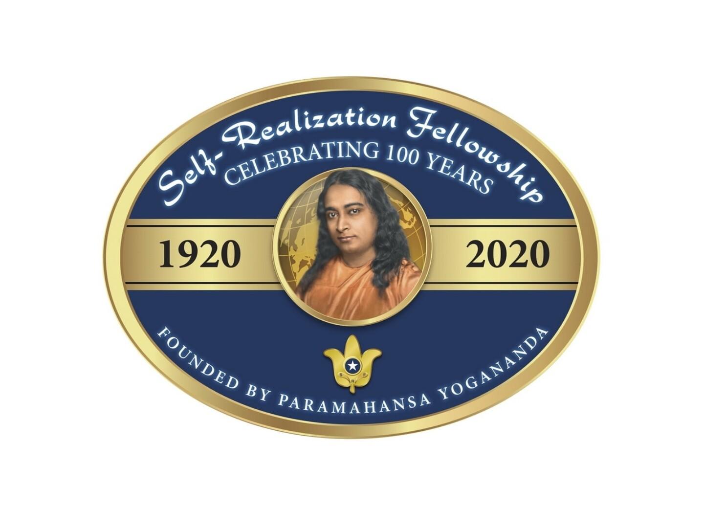 SRF Centennial Logo