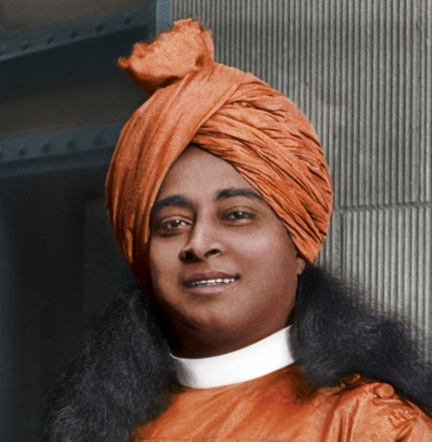Paramahansa Yogananda In New York 1923 Crop 650 Px