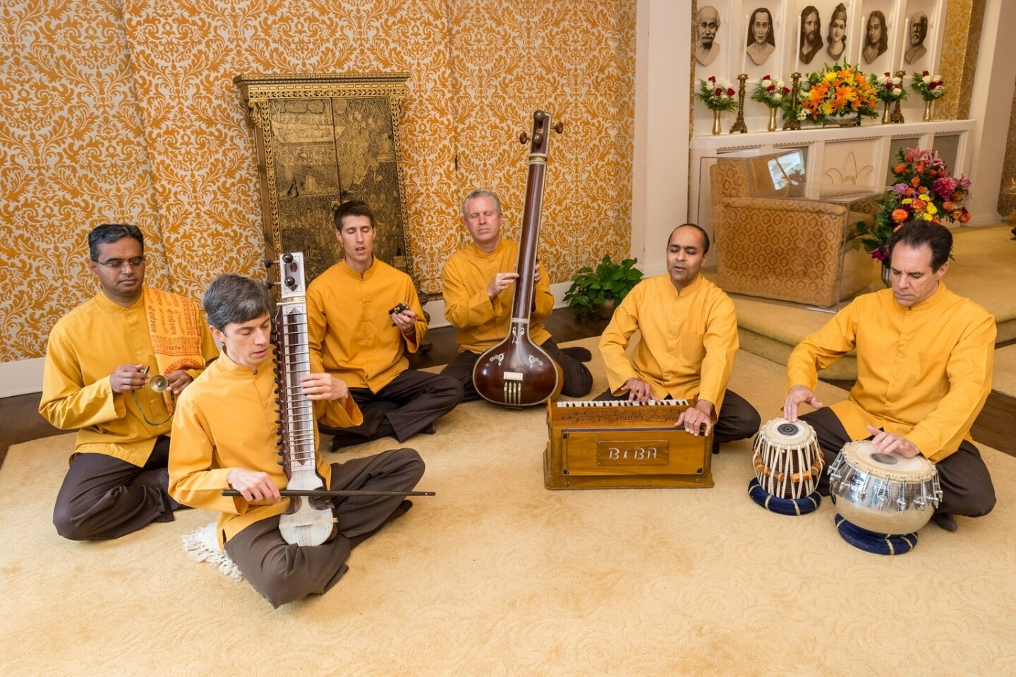 Practice The Divine Art Of Kirtan 2