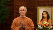 Evening Meditation Led By SRF Monastic Brother Sattvananda