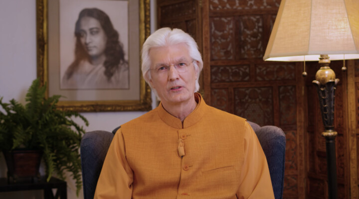 2018 Message From Brother Chidananda