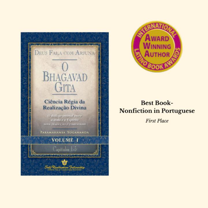 Latino Book Award O Bhagavad Gita
