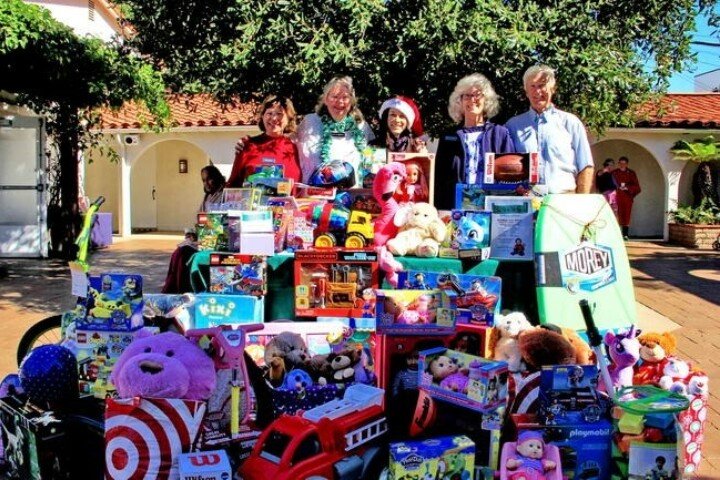 Encinitas Toy Drive 2017