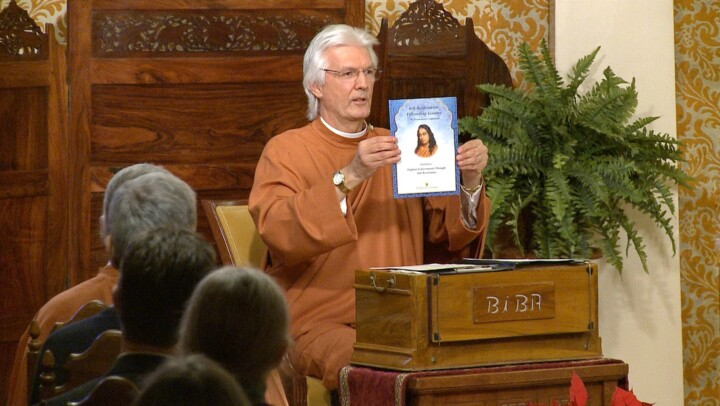 Brother Chidananda New Lessons Event 2019