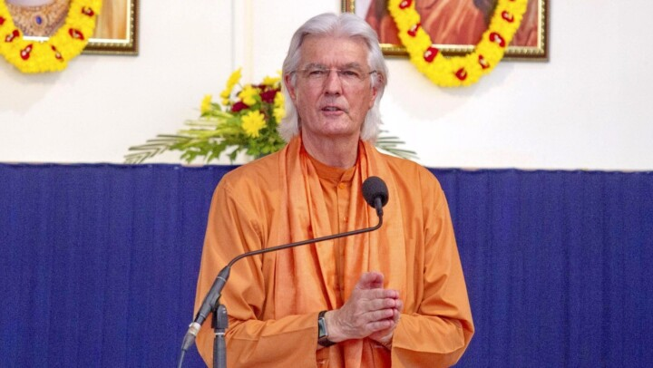 Brother Chidananda In Mumbai