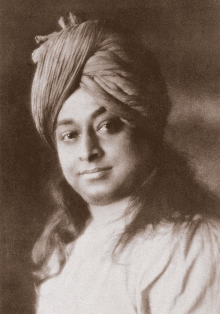 Paramahansa Yogananda in Boston